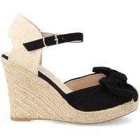 Chaussures Femme Espadrilles H&d HD-296 Negro