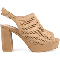 Chaussures Femme Sandales et Nu-pieds Clowse 9R82 Camel