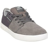 Chaussures Homme Baskets basses Supra Basket Homme Stacks II Gris Gris