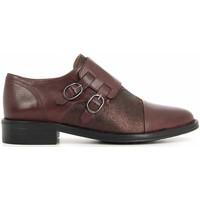 Chaussures Femme Derbies Schmoove Newton Monk rouge