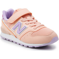 Chaussures Fille Baskets basses New Balance YV996M2 pomarańczowy