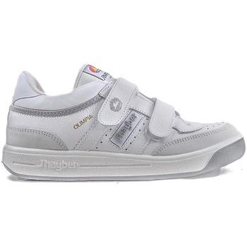 Chaussures J´hayber Zapatillas J´Hayber Olimpia Blanco-Gris