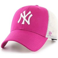 Accessoires textile Casquettes 47 Brand Casquette New York Yankees FLAGSHIP Rose Fuchsia