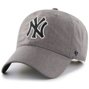 Accessoires textile Casquettes 47 Brand Casquette destructurée New York Yankees vintage FURY CLEAN UP Gris