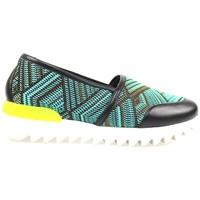 Chaussures Femme Slip ons Greymer AP810 noir