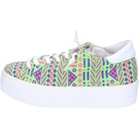 Chaussures Femme Baskets basses 2 Stars sneakers multicolor textile ap709 multicolor