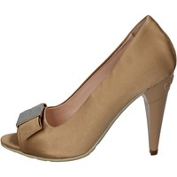 Chaussures Femme Escarpins Richmond escarpins beige satin or wh897 beige