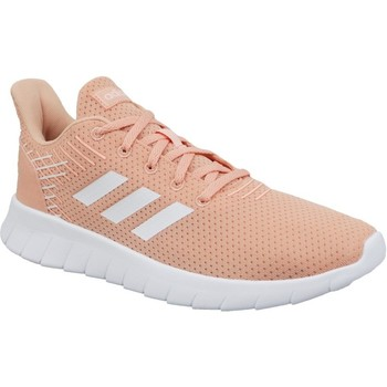 Chaussures Femme Baskets basses adidas Originals Asweerun Orange,Rose