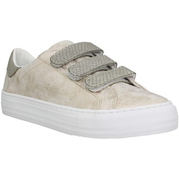 Chaussures Femme Baskets basses No Name Arcade Straps gloom Femme Or Or