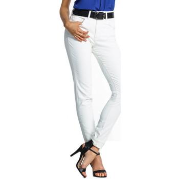 Vêtements Femme Jeans slim Salsa Pantalon  Secret Push In 111786 Carrie blanc Blanc