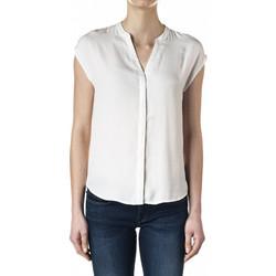 Vêtements Femme Tuniques Salsa T-Shirt  Coral 111914 blanc Noir