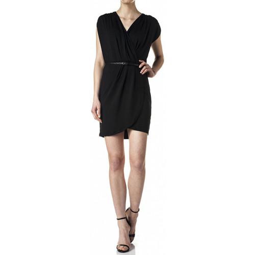 Vêtements Femme Robes courtes Salsa Robe  Oura noir 112117