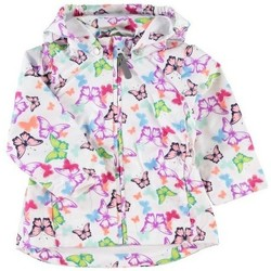 Vêtements Fille Blousons Name It Kids Veste Mello Blanc