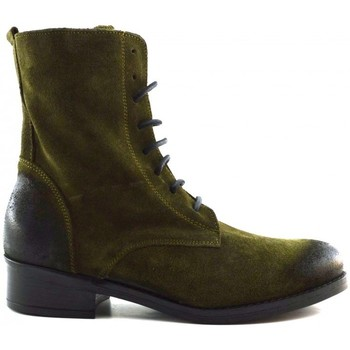 Bottines Piranha K02 verde