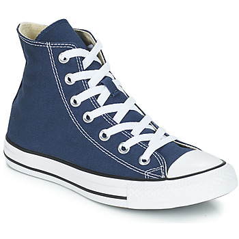 Chaussures Baskets montantes Converse CHUCK TAYLOR ALL STAR CORE HI Marine 0913a35b0089