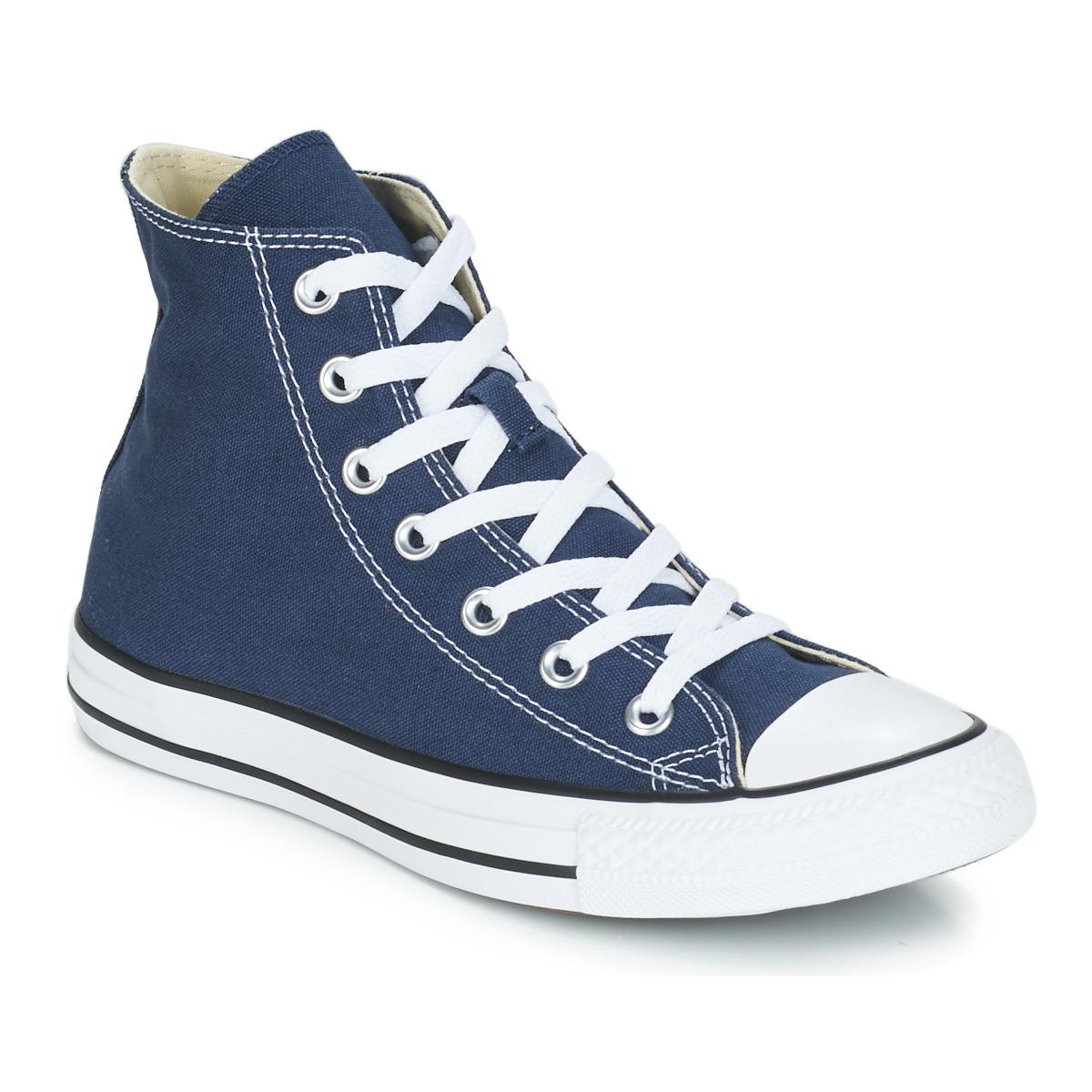 Converse Femme Bleu Jean