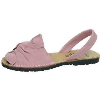 Chaussures Femme Sandales et Nu-pieds Avarca Cayetano Ortuño  Rose