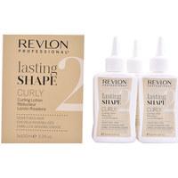 Beauté Soins & Après-shampooing Revlon Lasting Shape Curling Lotion 3 X  100 ml