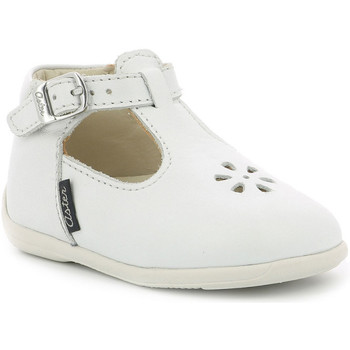 Chaussures Fille Ballerines / babies Aster Odjumbo BLANC