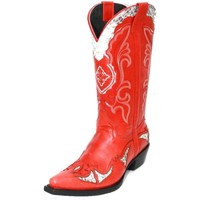 Chaussures Femme Bottes ville Go'west RIPORTO 2 Rouge