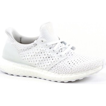 Chaussures Enfant Running / trail adidas Originals Ultraboost Clima Junior Blanc