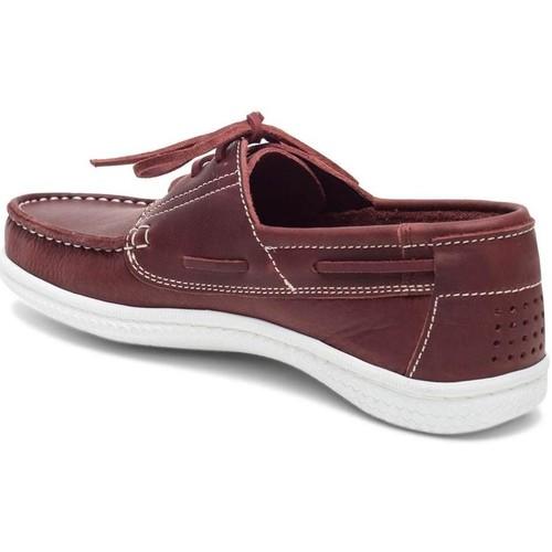 Femme Bateau Yolles Tbs Chaussures Rouge Yb76yfgv
