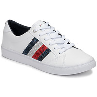 Baskets Blanc Chaussure Ado Fille Tommy