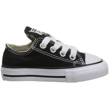 Chaussures Garçon Baskets basses Converse all star ox e noir