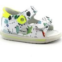 Chaussures Enfant Chaussons bébés Naturino FAL-E19-0779-BI Bianco