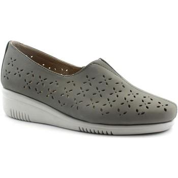 Chaussures Femme Mocassins Grunland GRU-E19-SC4478-GR Grigio