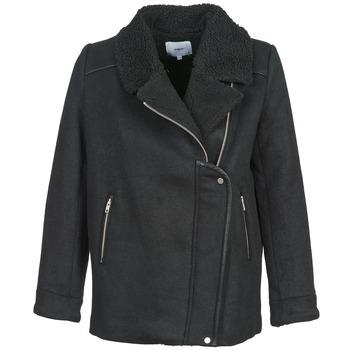 Vêtements Femme Manteaux Suncoo ERWAN Noir