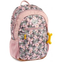 Sacs Enfant Sacs à dos Stones And Bones Sac à dos  motif Tucans Rose 2 poches Multicolor