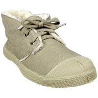Chaussures Femme Bottines Bensimon Basket Nils1180 Beige Beige