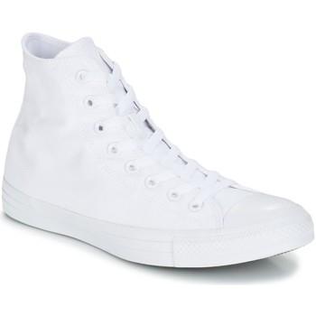 Chaussures Homme Baskets montantes Converse ctas hi mono toile blanc