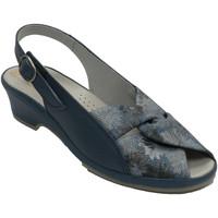 Chaussures Femme Sandales et Nu-pieds Made In Spain 1940 Sandales femme très confortables Lumel e azul