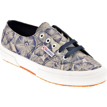 Chaussures Femme Baskets basses Superga 2750 Fabric Baskets basses Bleu