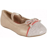 Chaussures Fille Ballerines / babies Flower Girl 220802-B4600 Beige
