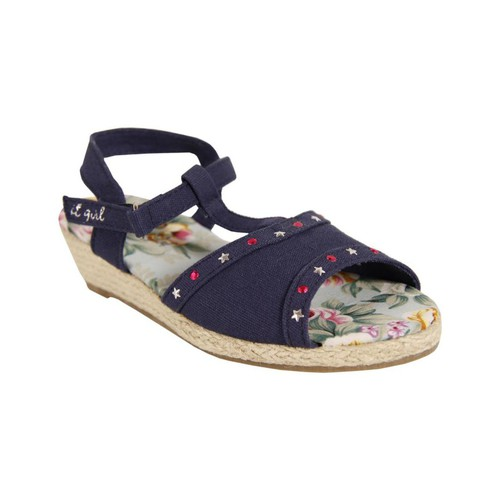 Chaussures Fille Sandales et Nu-pieds Flower Girl 221223-B4600 Rosa
