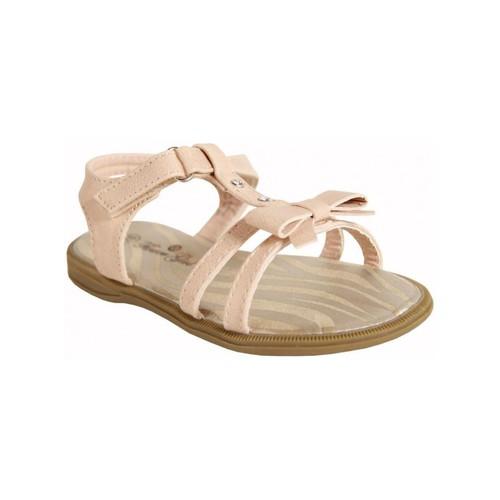 Chaussures Fille Sandales et Nu-pieds Flower Girl 221300-B2040 Beige