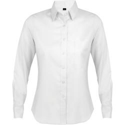 Vêtements Femme Chemises / Chemisiers Sols BUSINESS WOMEN Blanco