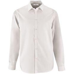Vêtements Homme Chemises manches longues Sols BRODY WORKER MEN Blanco