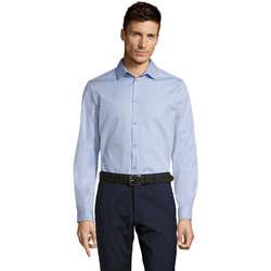 Vêtements Homme Chemises manches longues Sols BRODY WORKER MEN Azul