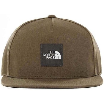 Accessoires textile Casquettes The North Face GorraThe North Face Street Ball New Taup Unisex Vert