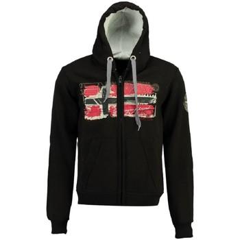 Vêtements Garçon Sweats Geographical Norway Sweat Enfant Gayto Noir