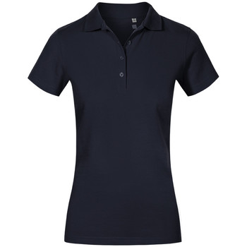 Vêtements Femme Polos manches courtes Promodoro EXCD Polo grandes tailles Femmes bleu marine