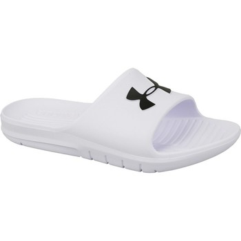 Chaussures Homme Claquettes Under Armour Core Pth Slides Blanc