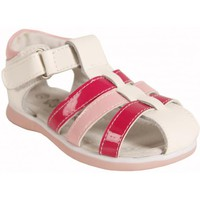 Chaussures Fille Sandales et Nu-pieds Happy Bee B115729-B1190 Blanco