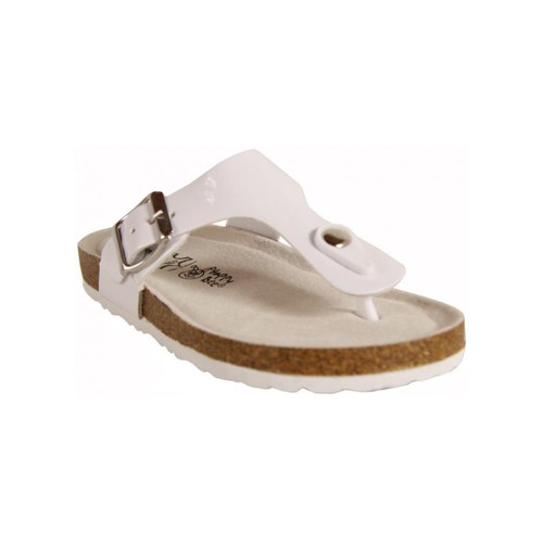 Chaussures Enfant Sandales et Nu-pieds Happy Bee B604951-B2656 Blanco
