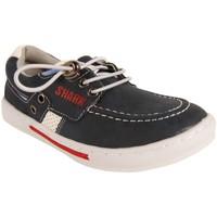 Chaussures Garçon Chaussures bateau New Teen 246472-B4600 Azul