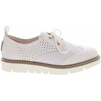 Chaussures Femme Baskets basses Armistice Fox Derby Horse Look blanc